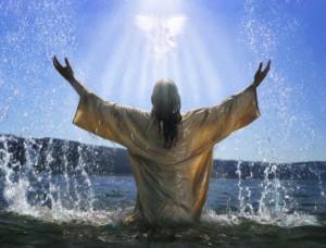 Christ dove